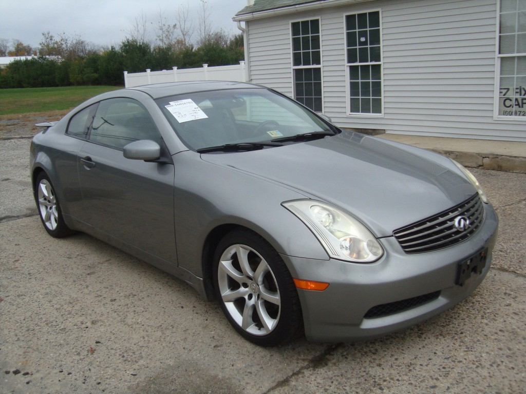 2004 infiniti g35 coupe salvage rebuildable for sale 2004 infiniti g35 coupe salvage rebuildable vanachro Images
