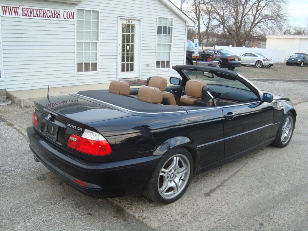 2005 bmw 330ci cabriolet salvage rebuildable for sale. Black Bedroom Furniture Sets. Home Design Ideas