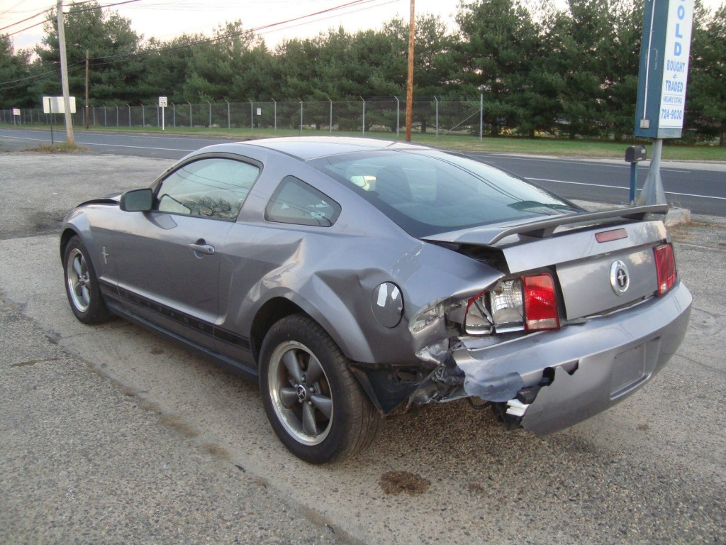 2006 ford mustang shaker500 v6 salvage rebuildable repairable for sale. Black Bedroom Furniture Sets. Home Design Ideas