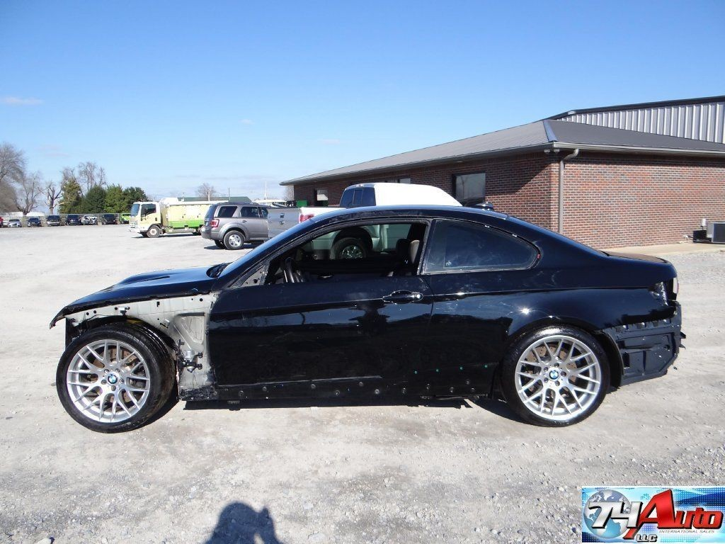 2011 Bmw M3 Coupe Salvage Repairable For Sale