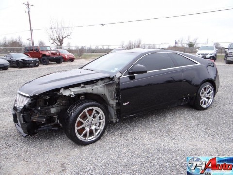 2014 cadillac cts coupe salvage wrecked repairable for sale. Black Bedroom Furniture Sets. Home Design Ideas