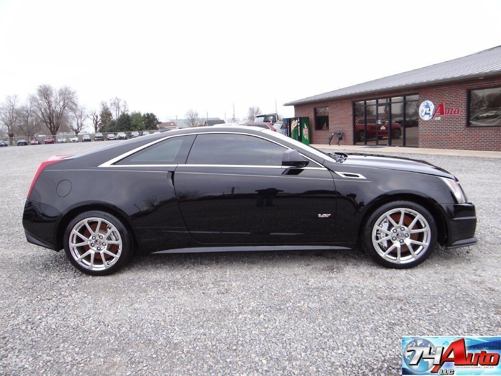 Wrecked Cars For Sale >> 2012 Cadillac CTS V Supercharged Repairable for sale