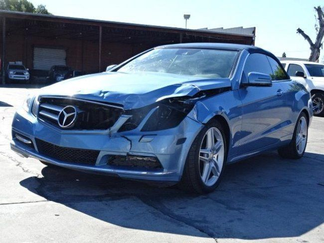 2012 mercedes benz e350 cabriolet damaged repairable for sale for Salvage mercedes benz