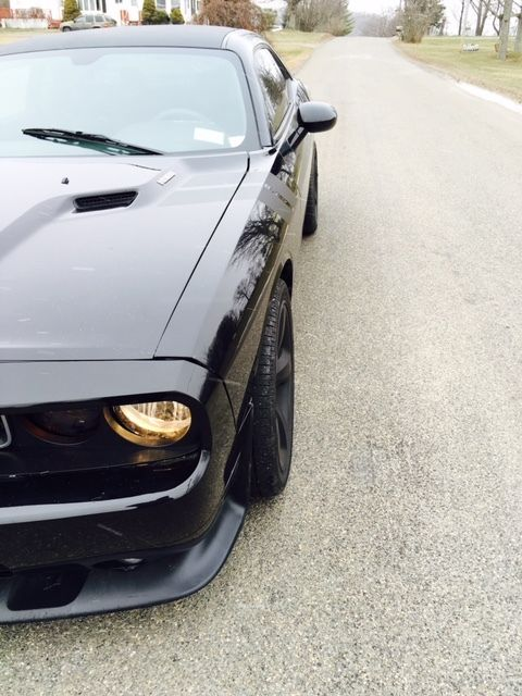 2013 Dodge Challenger Slight Damage Repairable