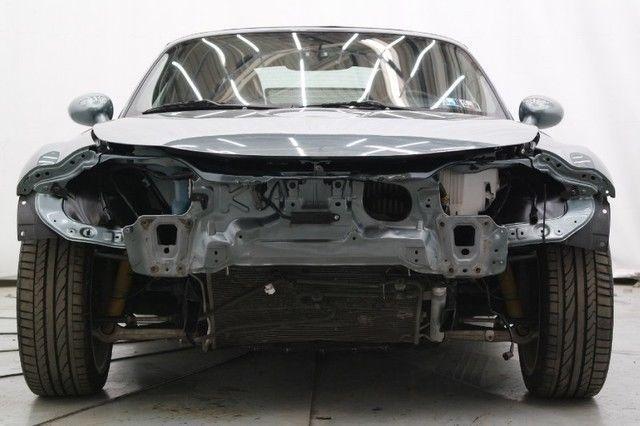2013 Mazda MX 5 Miata Grand Touring 6SPD Wrecked