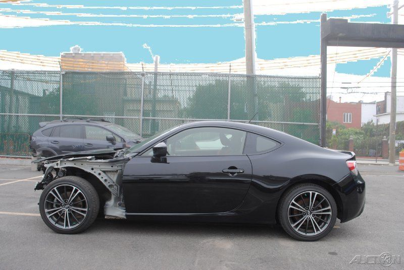 2013 Scion FR S FRS Wrecked