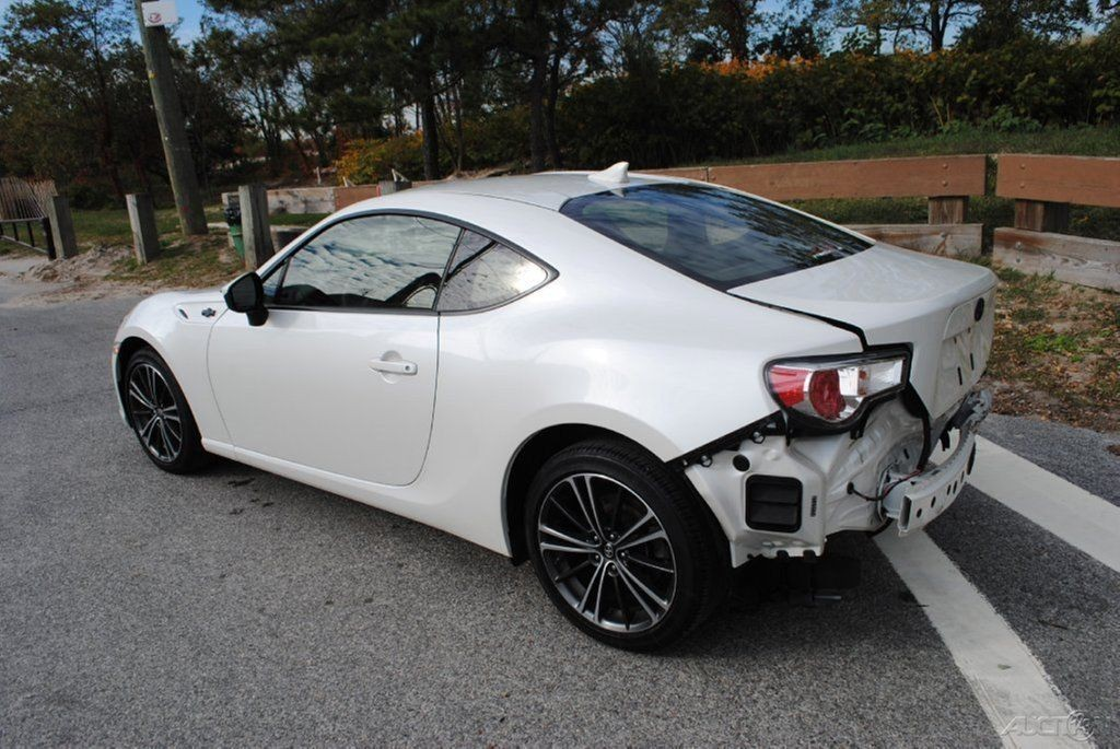 2013 Scion FR-S Wrecked For Sale