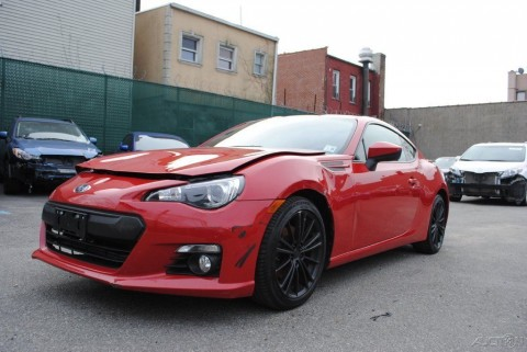 2013 Subaru BRZ Limited BR Z FR S FRS Salvage Wrecked for sale