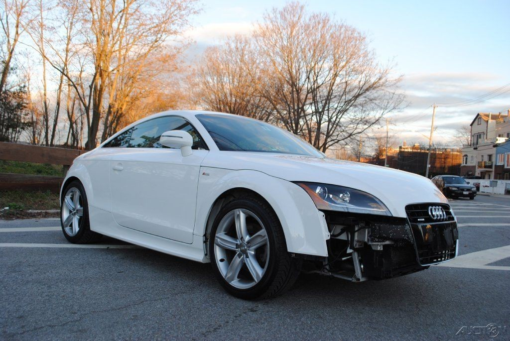 2014 audi tt 2 0t salvage wrecked for sale. Black Bedroom Furniture Sets. Home Design Ideas