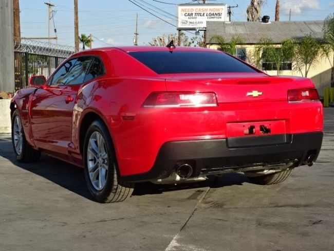 2015 chevrolet camaro 2ls coupe wrecked repairable for sale. Black Bedroom Furniture Sets. Home Design Ideas
