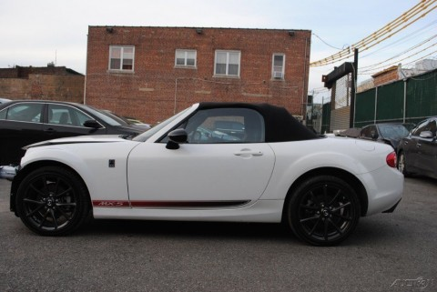 2015 Mazda MX-5 Miata Club Wrecked for sale