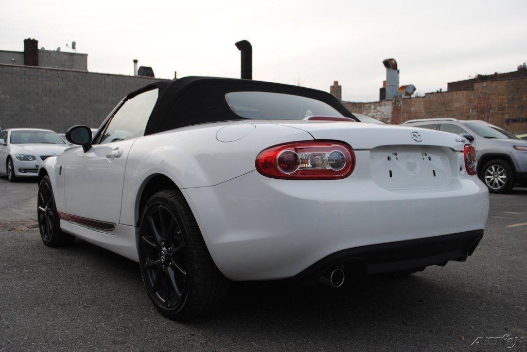 2015 Mazda MX 5 Miata Club Wrecked for sale