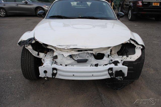 2015 Mazda MX-5 Miata Club Wrecked
