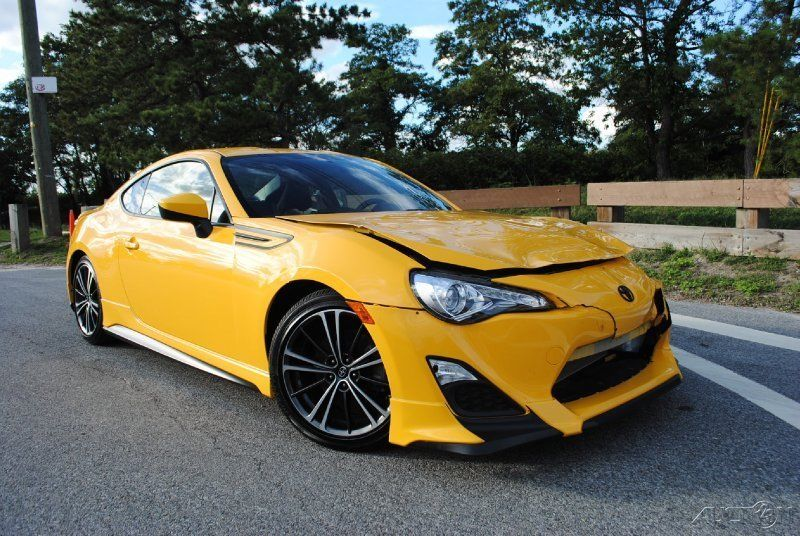 2015 scion fr s release series salvage wrecked for sale. Black Bedroom Furniture Sets. Home Design Ideas