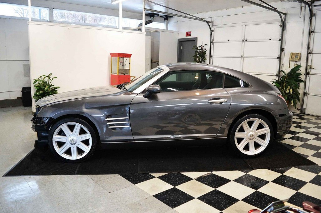 2005 Chrysler Crossfire Repairable Damaged Wrecked for sale