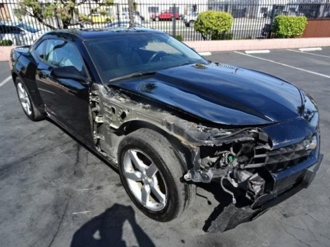 2012 Chevrolet Camaro 2LT Wrecked Repairable for sale