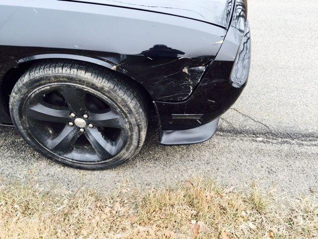 2013 Dodge Challenger r/t 5.7 Slight Damage Repairable