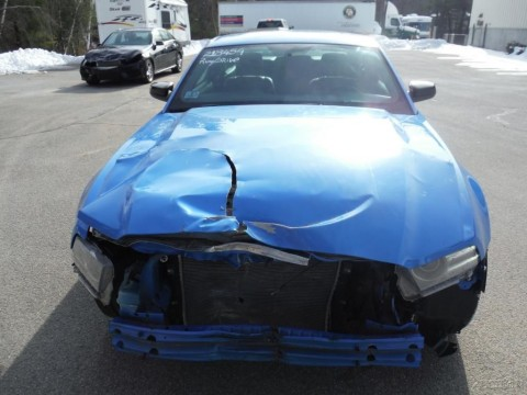2014 Ford Mustang V6 Premium Salvage Rebuildable for sale