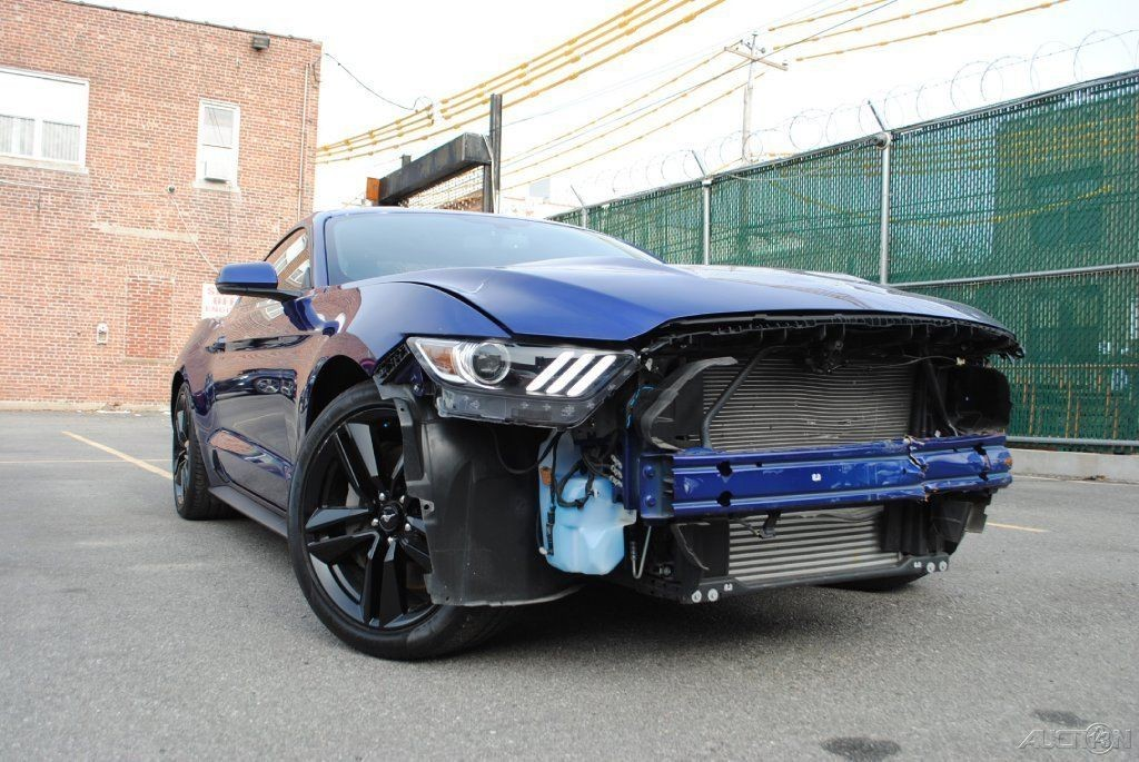 2015 Ford Mustang Ecoboost Turbo Salvage Wrecked