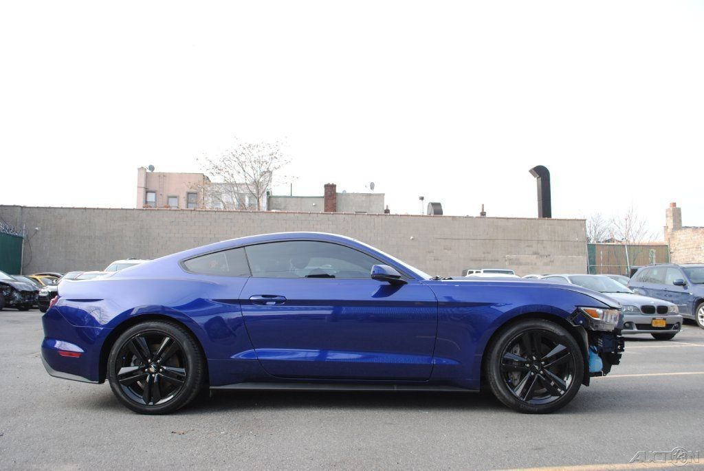 2015 Ford Mustang Ecoboost Turbo Salvage Wrecked For Sale