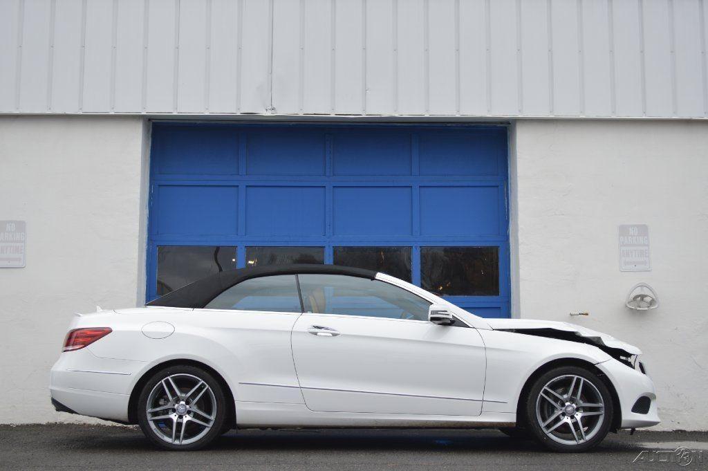 2015 mercedes benz e400 cabriolet rebuildable for sale for Mercedes benz for sale in md