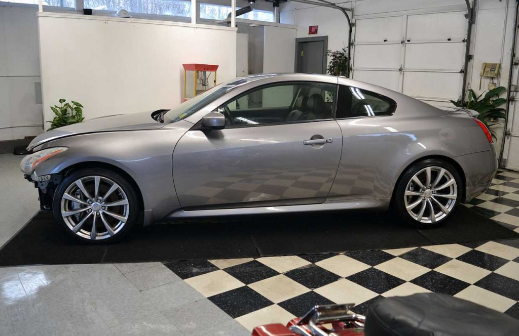 2008 infiniti g37 s coupe damaged wrecked for sale 2016 03 14 2. Black Bedroom Furniture Sets. Home Design Ideas