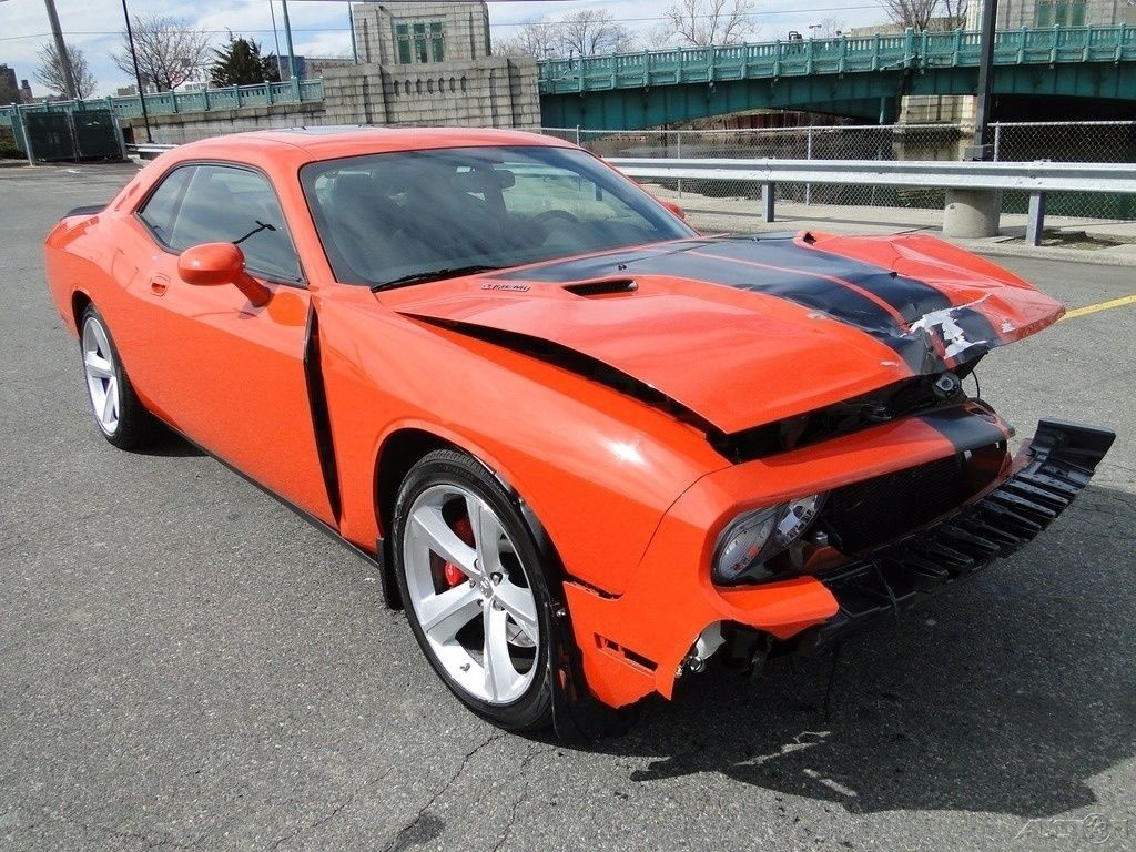 2009 Dodge Challenger SRT8 Repairable Rebuilder