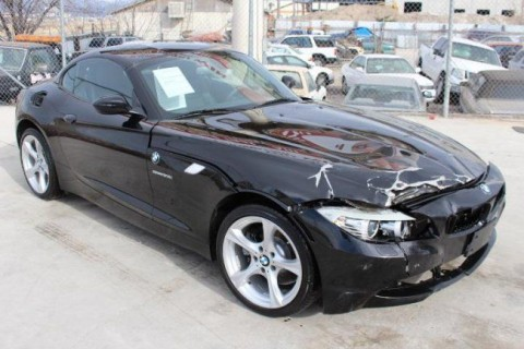 2012 BMW Z4 sDrive28i Salvage Wrecked Repairable for sale