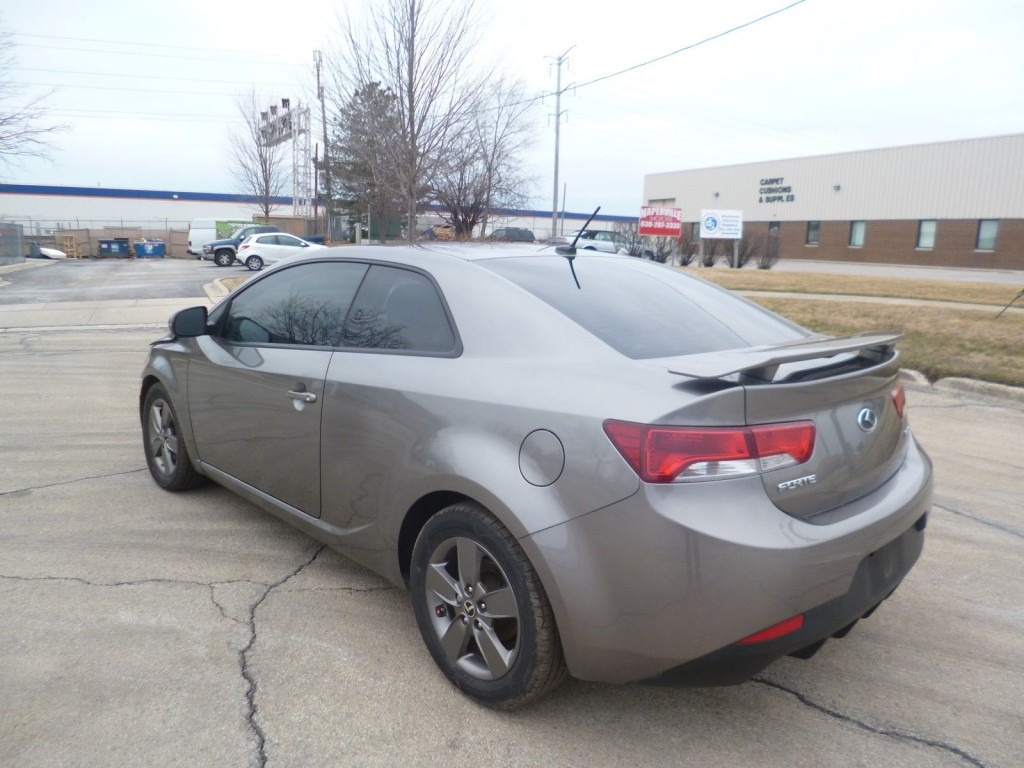2012 kia forte koup ex coupe rebuildable damaged salvage for sale. Black Bedroom Furniture Sets. Home Design Ideas