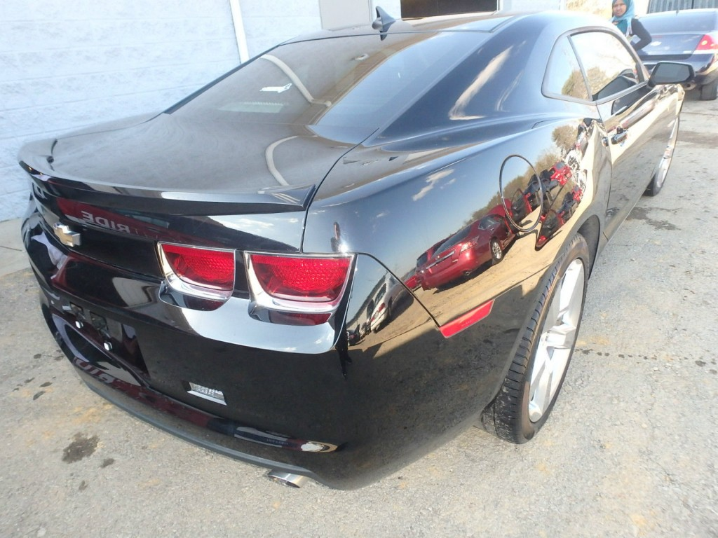2013 chevrolet camaro salvage non wrecked repairable coupe for sale. Black Bedroom Furniture Sets. Home Design Ideas