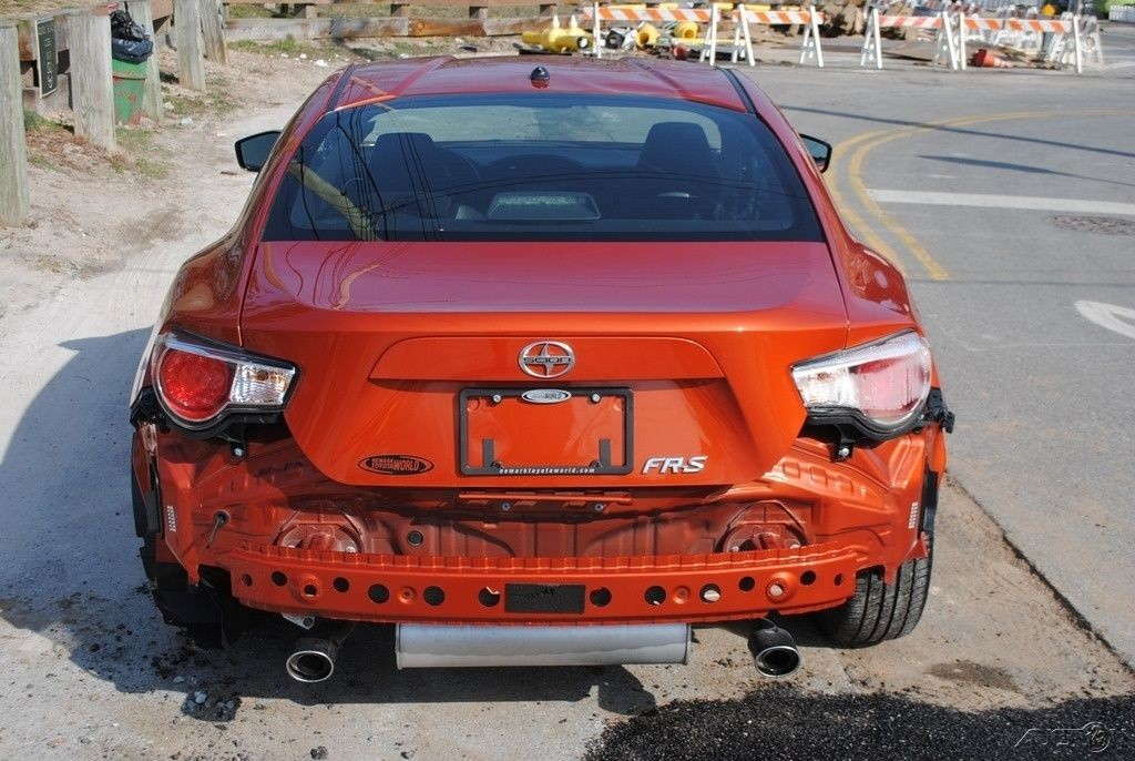 2014 Scion FR S FRS 6 Speed Salvage Wrecked