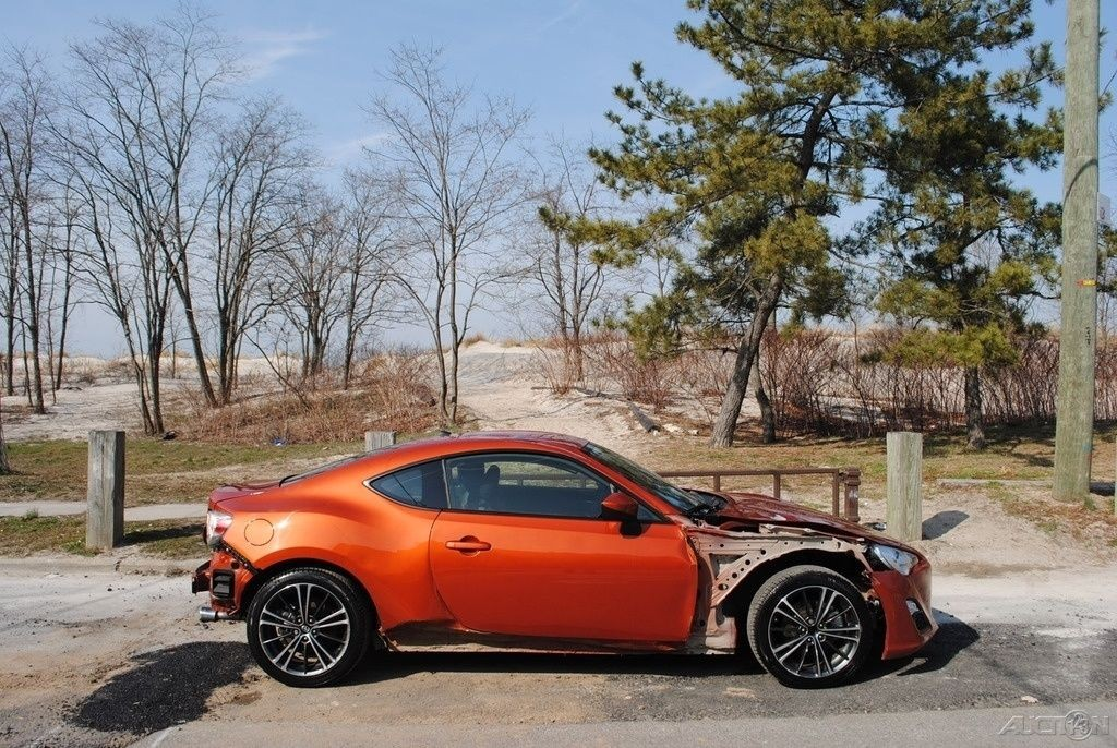 2014 scion fr s frs 6 speed salvage wrecked for sale. Black Bedroom Furniture Sets. Home Design Ideas