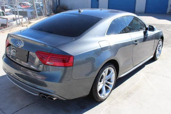 2015 Audi S5 Premium Plus Coupe Quattro 7A Salvage Wrecked