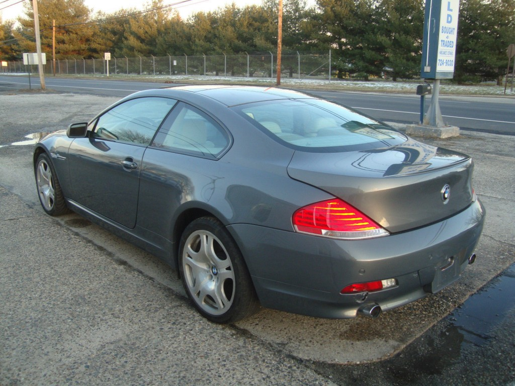 2005 bmw 645ci sport coupe salvage rebuildable for sale. Black Bedroom Furniture Sets. Home Design Ideas