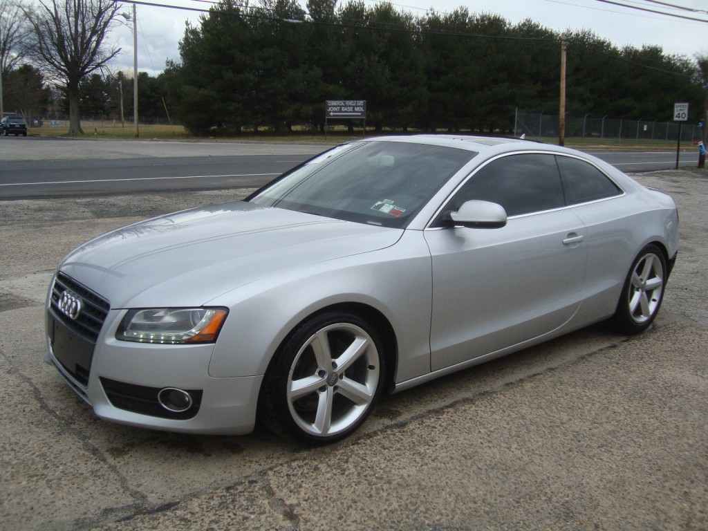 2010 Audi A5 Quattro AWD Salvage Rebuildable for sale