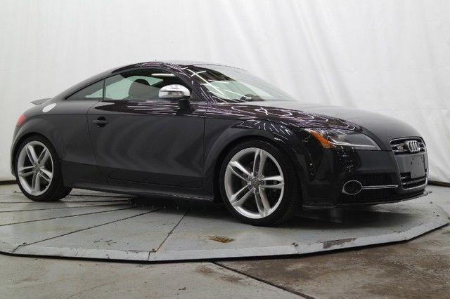 2013 Audi TT 2.0T Quattro Prestige Repairable
