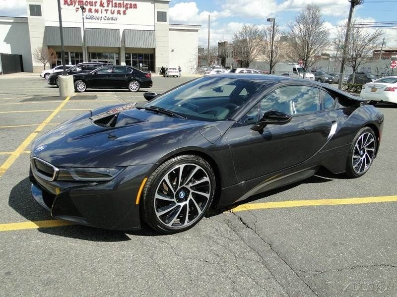 BMW I Coupe Turbo L Automatic Repairable For Sale - 2015 bmw i8 for sale