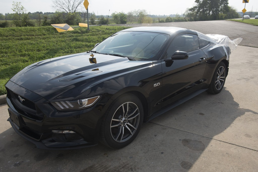 2015 Ford Mustang GT Damaged