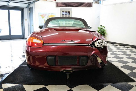 2000 Porsche Boxster Rebuildable for sale
