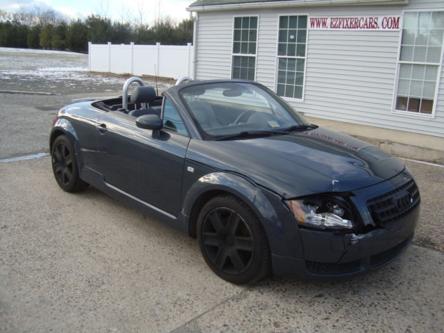 2003 audi tt roadster convertible rebuildable for sale. Black Bedroom Furniture Sets. Home Design Ideas