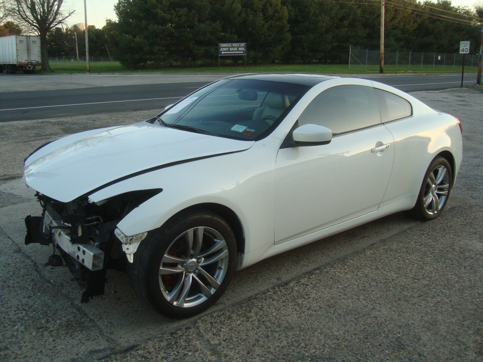 2009 infiniti g37 awd salvage rebuildable for sale. Black Bedroom Furniture Sets. Home Design Ideas