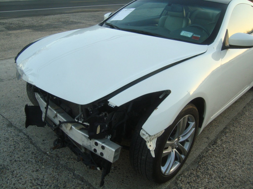 2009 infiniti g37 awd salvage rebuildable for sale - Infiniti g37 red interior for sale ...