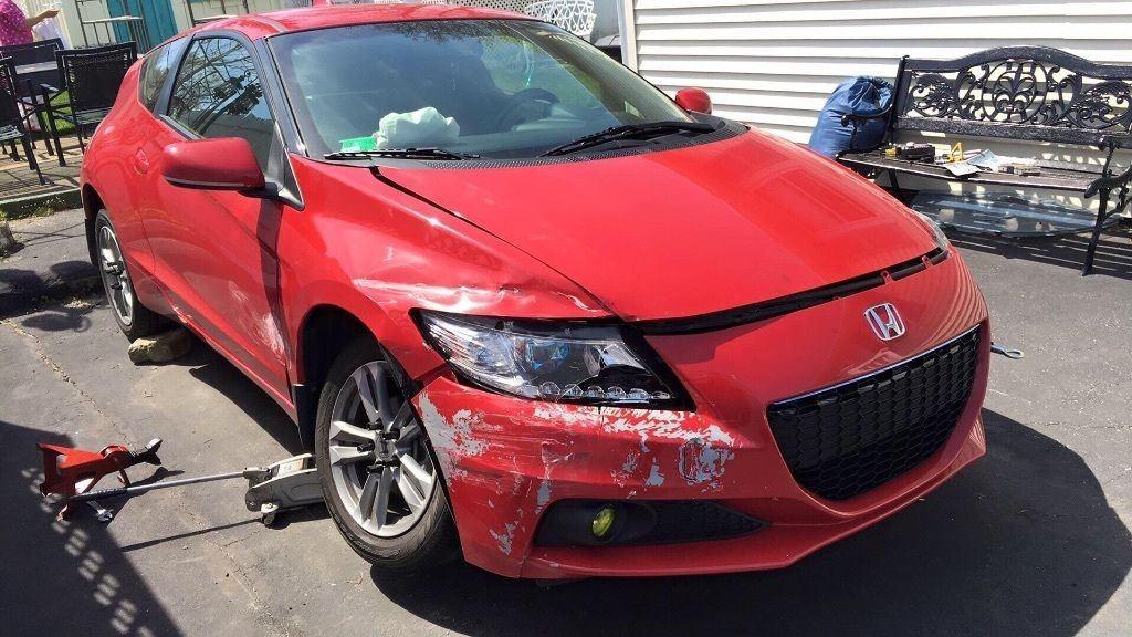 2013 Honda CR Z EX