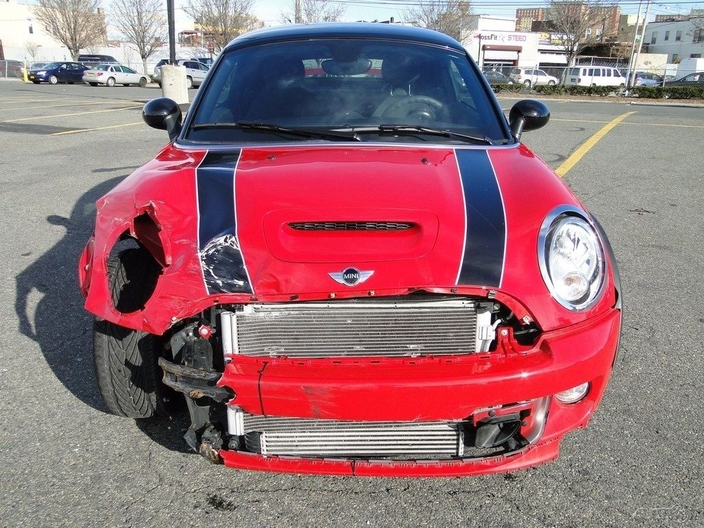 2013 Mini Coupe Cooper S Turbo Repairable