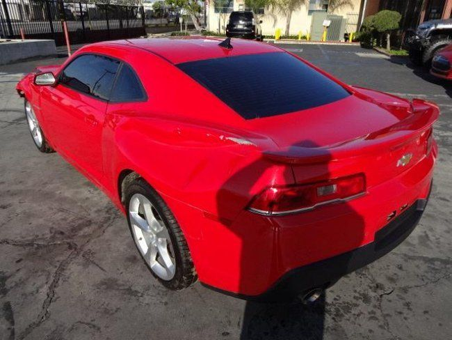 2014 Chevrolet Camaro 2SS Coupe Salvage Wrecked