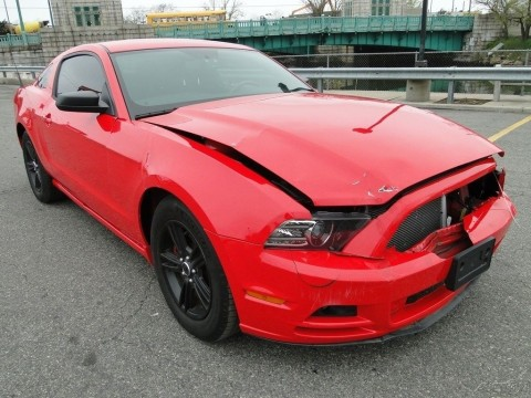 2014 Ford Mustang V6 Premium for sale
