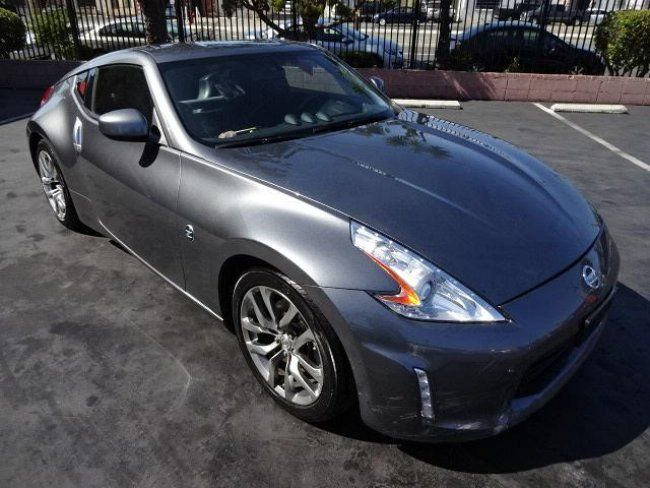 2014 Nissan 370Z Coupe Touring Salvage Wrecked