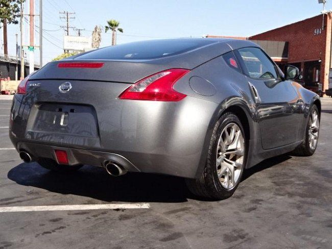 2014 nissan 370z coupe touring salvage wrecked for sale. Black Bedroom Furniture Sets. Home Design Ideas