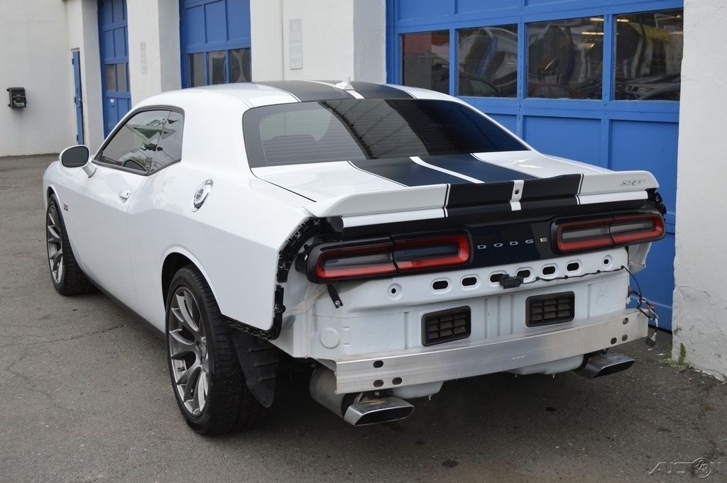 2015 Dodge Challenger Srt 392 Rebuildable Salvage For Sale