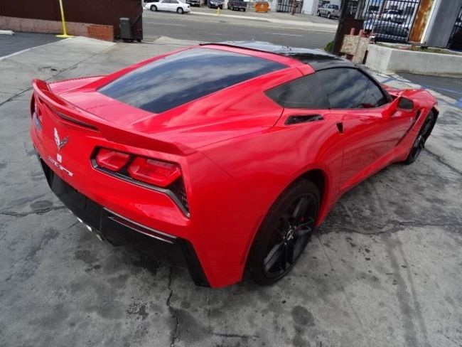 2014 chevrolet corvette stingray z51 damaged salvage project for sale. Cars Review. Best American Auto & Cars Review